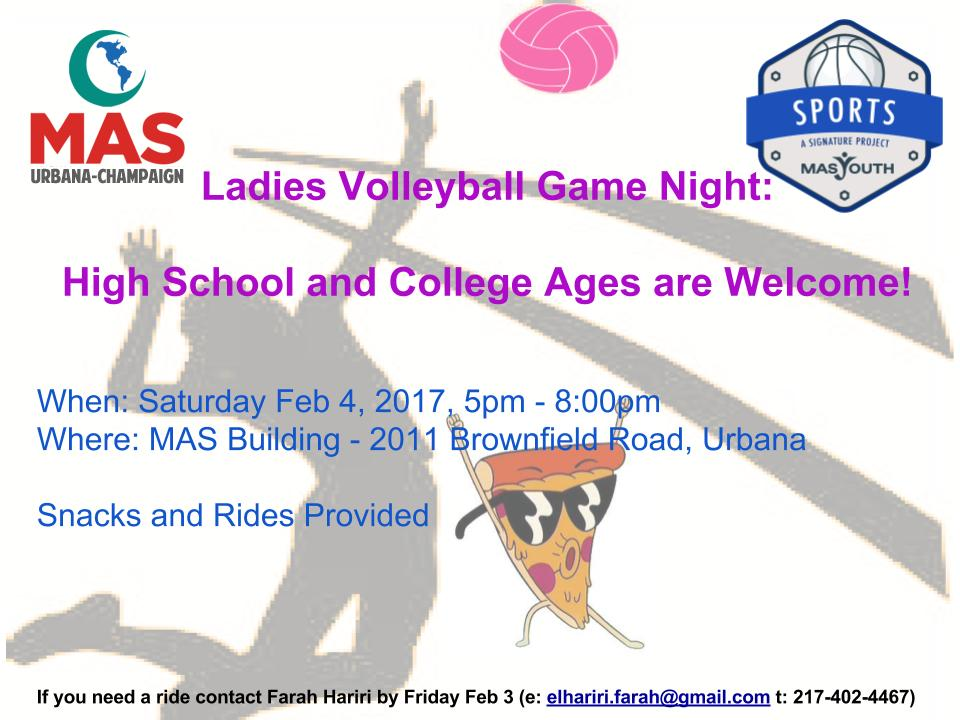 VolleyBallFlyer