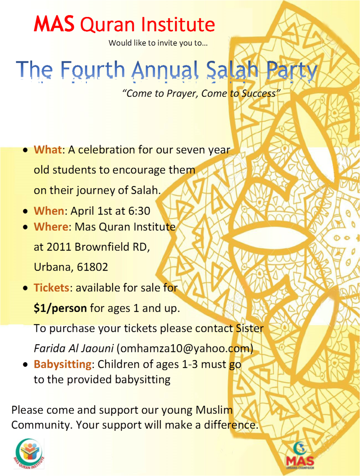 salah party flyer 2015-2016